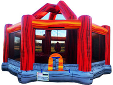 Interactive Inflatables for rent from Party WIth 630
