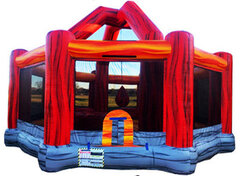Inflatable Sports Games for rent in Redwood City, Menlo Park and surrounding cities!