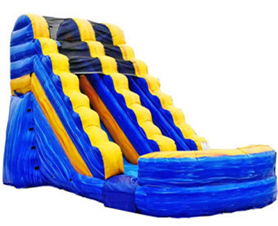 Water Slide bounce houses rental from Partywith630.com