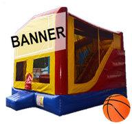 16x20 Big Jumper with Slide Inside