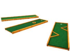 Mini Golf rentals in the San Mateo, Redwood City and surrounding areas.