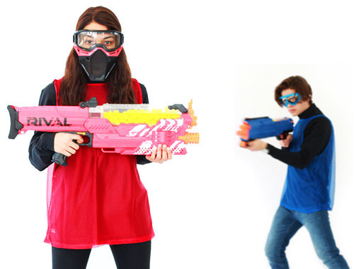 Nerf Rival | Party With 630