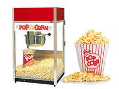 Cotton Candy, Snow Cone, Popcorn Machines for rent from Party WIth 630
