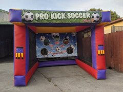 Professional Kick Soccer Sport Game