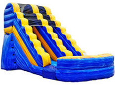 Water Slides  Dunk Tanks | Slip and Slides for rent from Party WIth 630