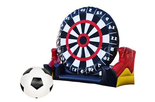 Inflatable Giant Soccer Darts