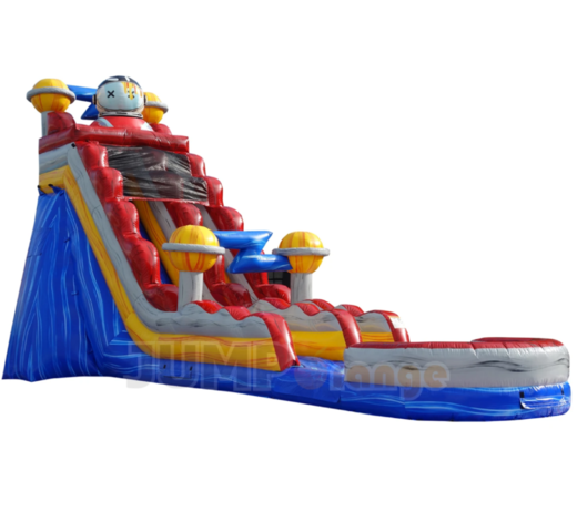 309 - Space Jam Water Slide