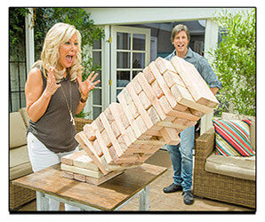 503 - Giant Games Jenga
