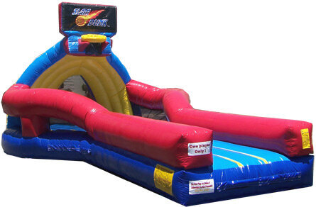 Sports Inflatables for rent from Party WIth 630
