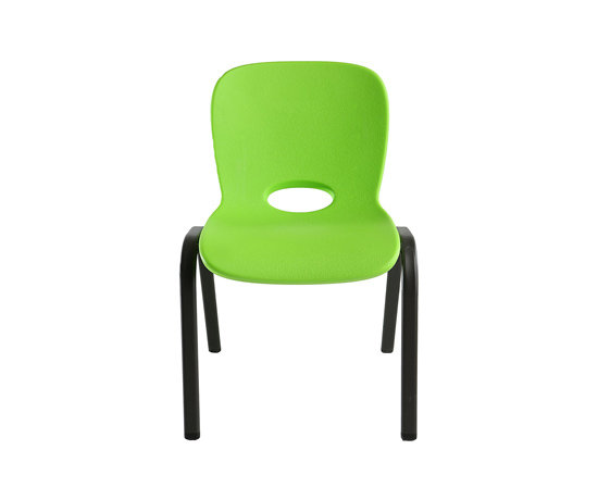 405 - Kids Chair in Green