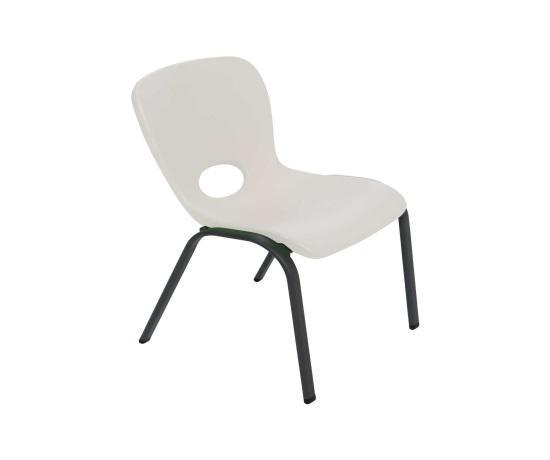 404 - Kids Chair in White