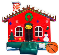 13x13 Red Barn JumperHolidays