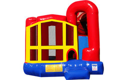 All Day Rental Day Care Add-A-Theme Jump & Slide