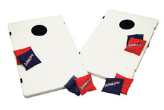 <font color=red><b>Corn Hole Bean Bag Toss</font><small><br>Best for ages 3+<br>2 Players<br>