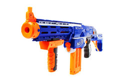 <font color=red><b>Nerf Dart Wars</font><small><br>Best for Ages 6-14<br>$200 - 6 Hour Rental</b>