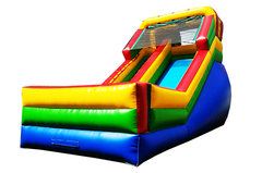 Dry Slide - 19 Ft Multi Color