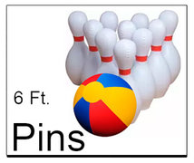 564 - Bowling Giant Size