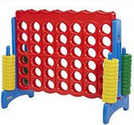 <font color=red><b>Connect 4</font><small><br>Best for ages 4+<br>Giant size<br>