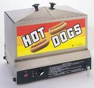 Hot Dog Steamer Concession