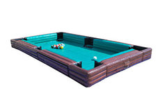 850 - Inflatable Billiards