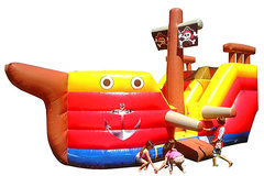 All Day Rental Day Care Pirate Ship