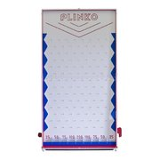 <font color=red><b>Plinko</font><small><br>Best for ages 4+<br>6 colored disks<br>