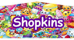 Shopkins Theme
