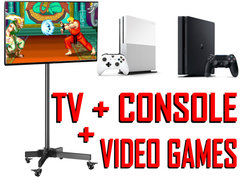 Video Games Station