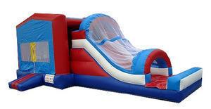Toddler Only Jumper with Slide