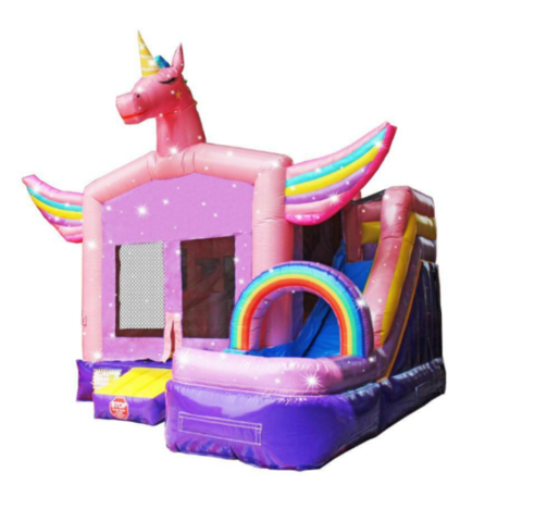 205 - Unicorn Jumper with Slide