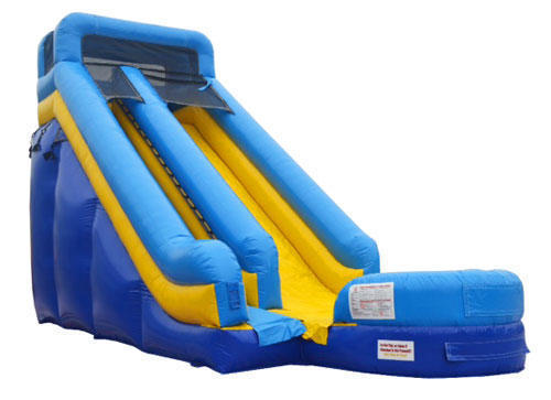 Super Splash Water Slide