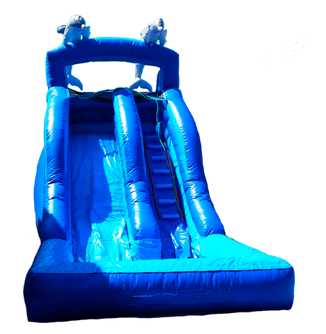 14 ft. Dolphin waterslide
