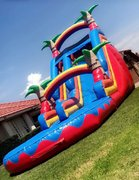 18 foot Oasis Water slide