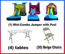 "<h4><span style=""color: #3366ff;"">Party Package #3</spa></h4"