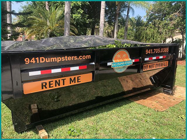 941 Dumpsters Dumpster Rentals Longboat Key