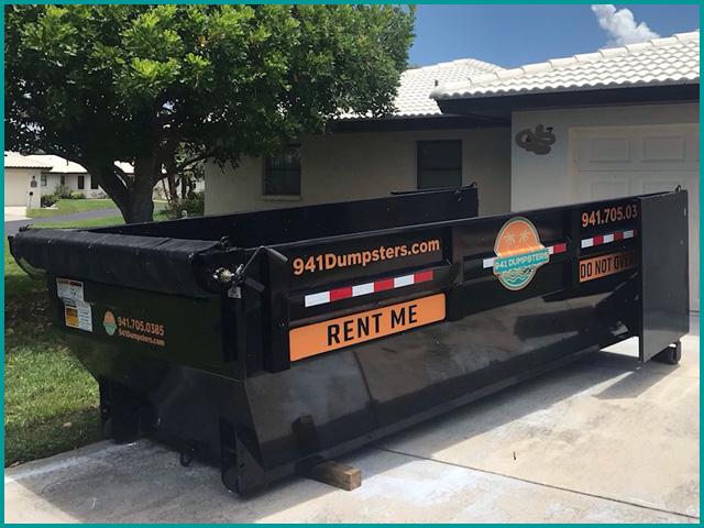 941 Dumpster Residential Dumpster Rental