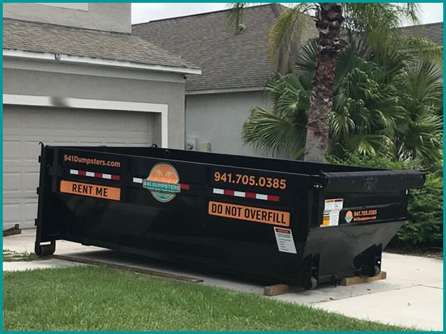941 Dumpsters Sarasota Junk Removal