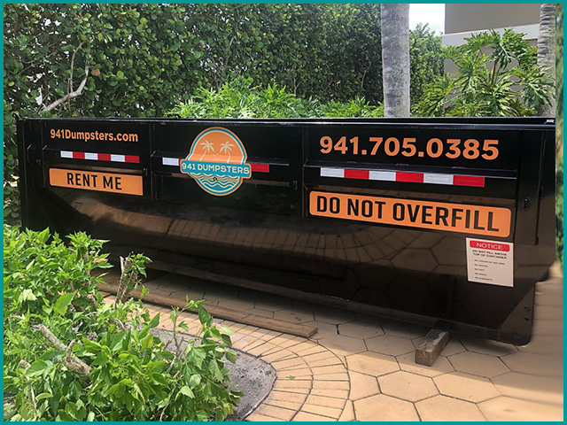 941 Dumpsters Lakewood Ranch Dumpster Rentals