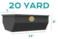 20 Yard Dumpster - Coming Soon