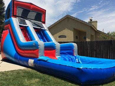 Fresno Inflatable Slide Rental