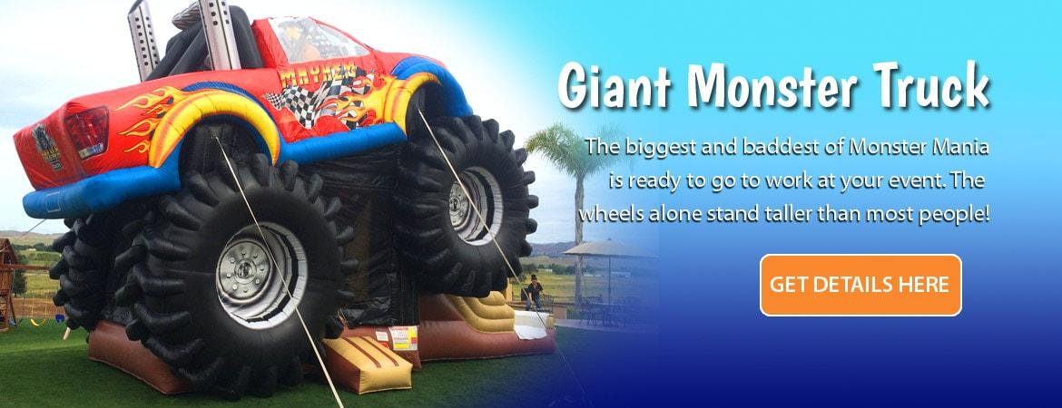 Monster Truck Slide