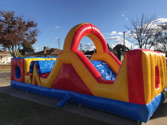 Kids Playland Obstacle Course