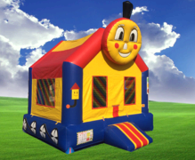 Choo Choo Train Bounce House