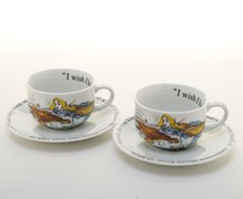 Alice Themed Tea Ware
