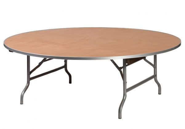 72 inch Round Adult Table