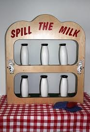 Large Spill the Milk