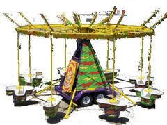 Mind Winder Amusement ride
