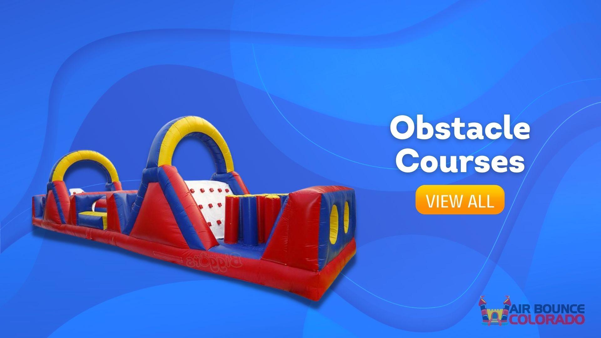 Castle Rock's Best Obstacle Course Rentals