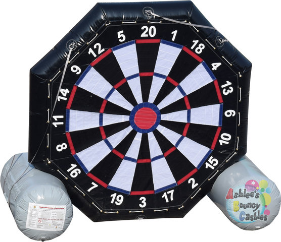 2 in 1 Soccer Darts $214 PROMO From $249!