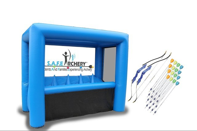 Inflatable Archery - Hoverball  $194 PROMO From $229!
